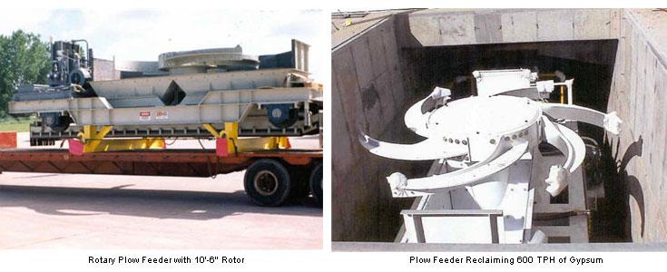 Rotary-Plow-Feeders